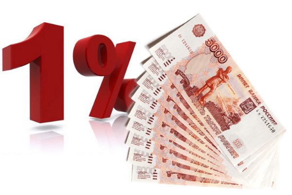 Займы под 1 процент в день